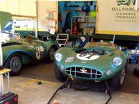 Aston Martin DBR1 Verde Real