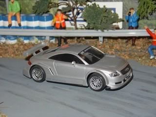 Audi TT-R ABT Tuning Slot