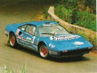 Ferrari 308 GTB Altaya Rallys de España Real