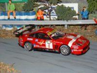 Ferrari 550 Maranello Fondmetal Slot