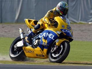 Honda RC211 V 2003 Biaggi Real
