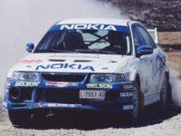 Mitsubishi Lancer Evo IV Nokia Real