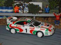 Toyota Celica GT-Four Rally Míticos Slot