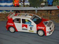 Toyota Corolla WRC Castrol Slot