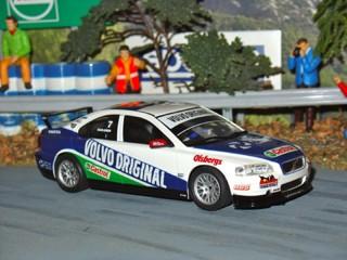 Volvo S60R STCC Dahlgreen Slot